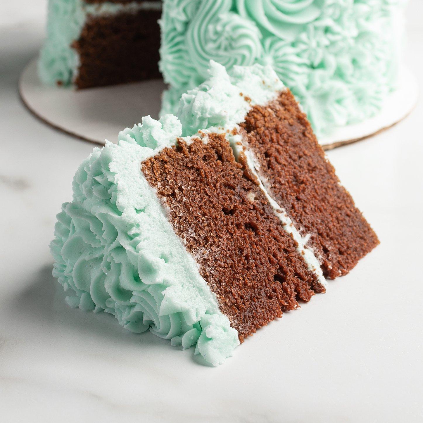 Chocolate Cutting Cake (GF)