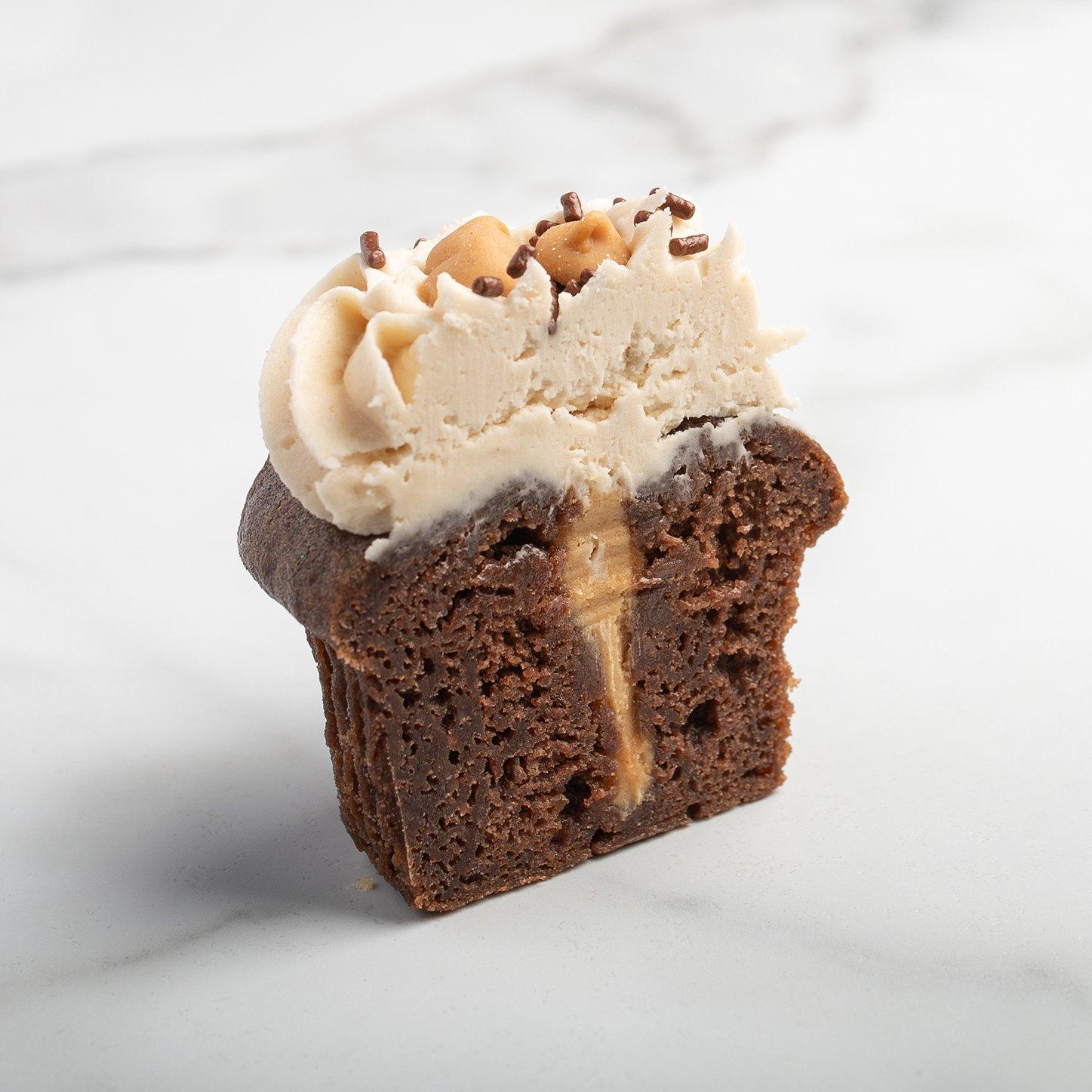 Chocolate Peanut Butter Attack (GF) - Standard