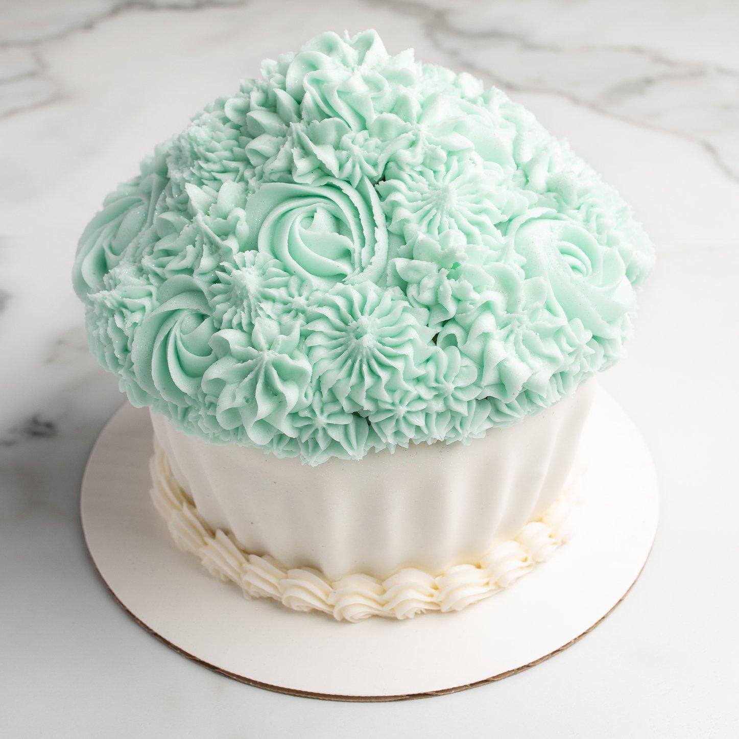 Vanilla Cupcake Cake